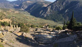 excursion à Delphes depuis Athènes