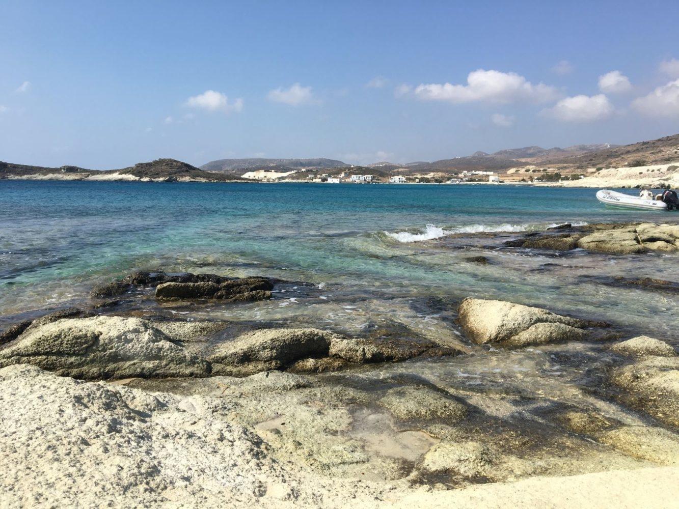 Kimolos plages