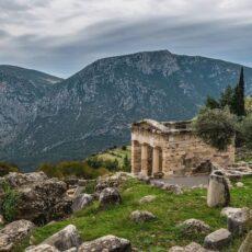 visiter Delphes en une journée depuis Athènes