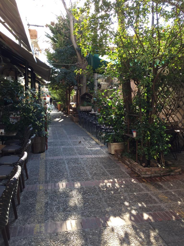 Le quartier Chalandri Xalandri Halandri Athenes