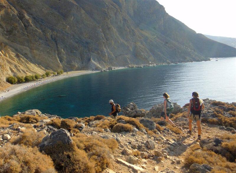 randonnées en Grèce avec Nomade Aventure