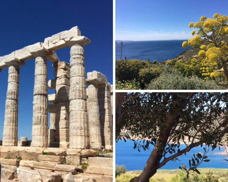 Comment aller au Cap Sounion