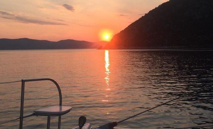 louer un bateau en Grèce