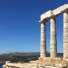 Comment aller au Cap Sounion ?