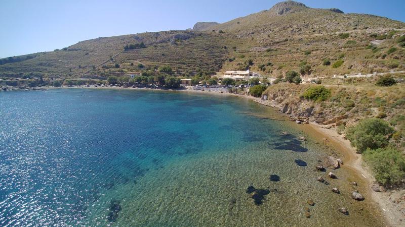 Iles grecques dodécanese leros