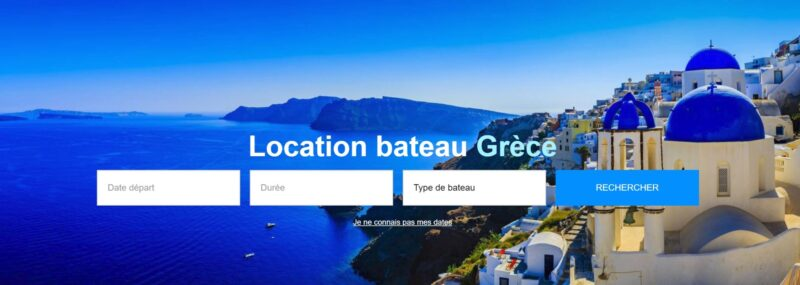 louer un bateau en Grèce Filovent Cyclades ioniennes sporades