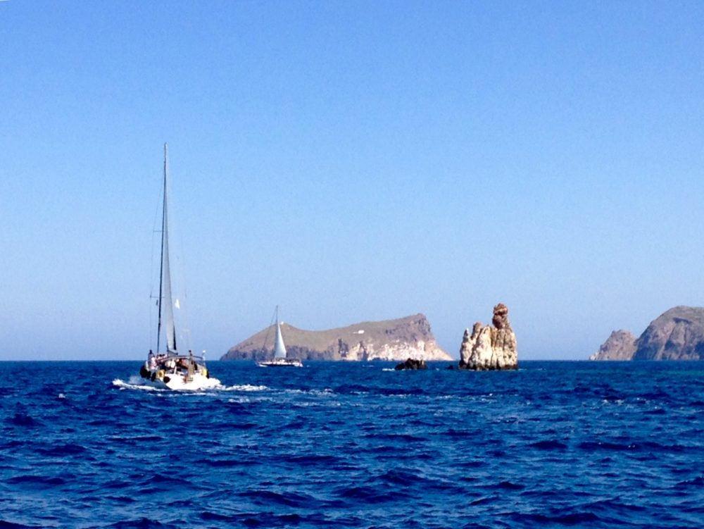 louer un bateau Grèce Cyclades Milos