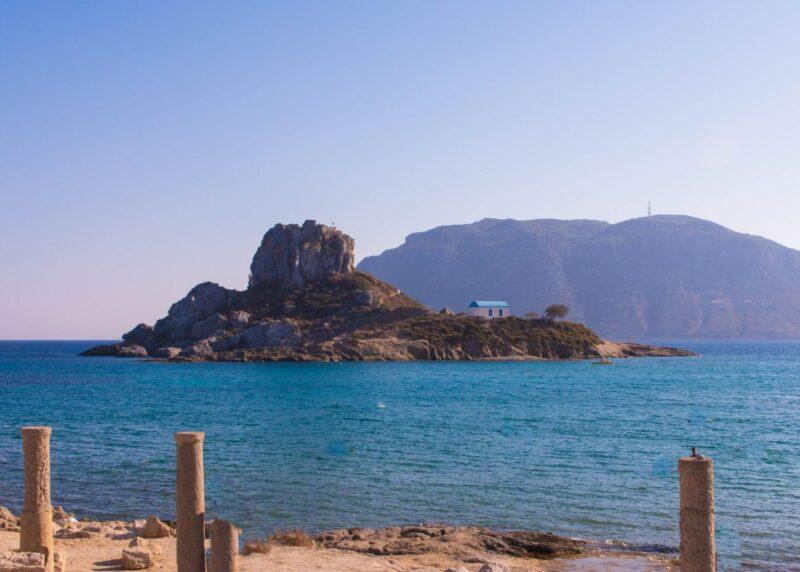 kastri-agios-stefanos-kos-dodecanese baie de kefalari