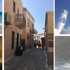 que faire à Naxos