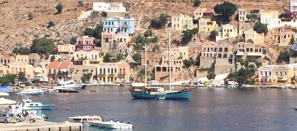 iles du dodecanese grece - Symi