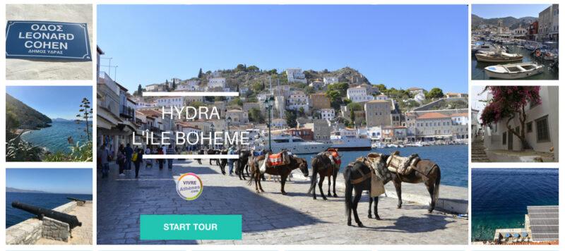 Grèce : une journée à Hydra