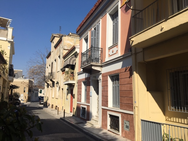 location maison à Athènes Plaka