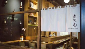 sushimou meilleurs sushis à Athènes Grèce restaurant japonais