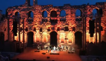 Festival d'Athènes et Epidaure