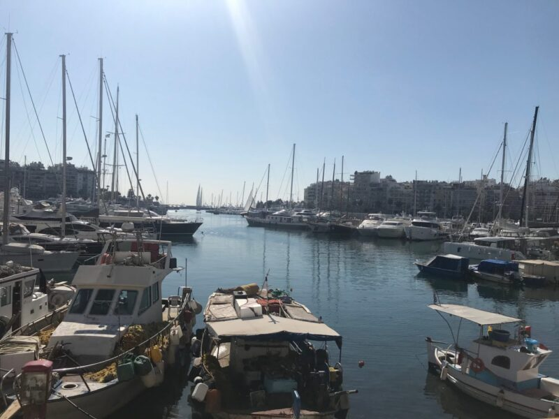hotel port du pirée marina zeas