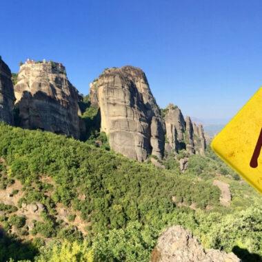 Randonnée en Grèce avec Nomade Aventure