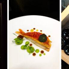 Le restaurant du chef étoilé Alain Parodi à Athènes Veritable