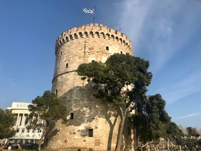 que faire a thessalonique