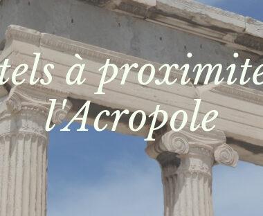 Hotel Acropole Athenes