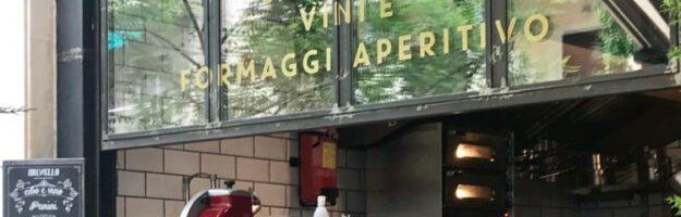 Restaurant italien athenes