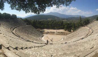 visiter Epidaure théatre antique peloponnèse