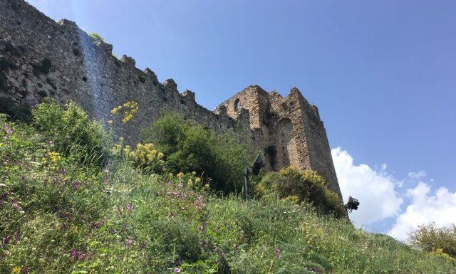 kastro forteresse Mystra