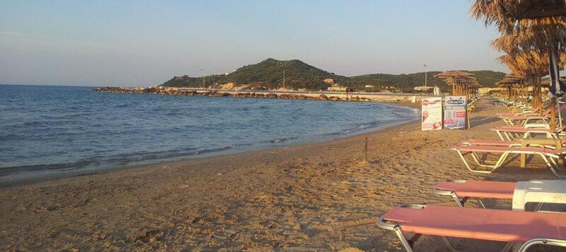 Zante plage Saint Nicolas Agios Nikolaos