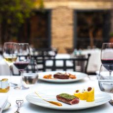 spondi restaurant français à Athènes étoiles michelin haute gastronomie