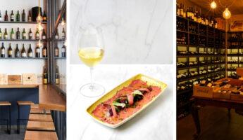 Dégustation de vins grecs à Athènes
