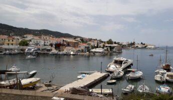 le vieux port de Spetses