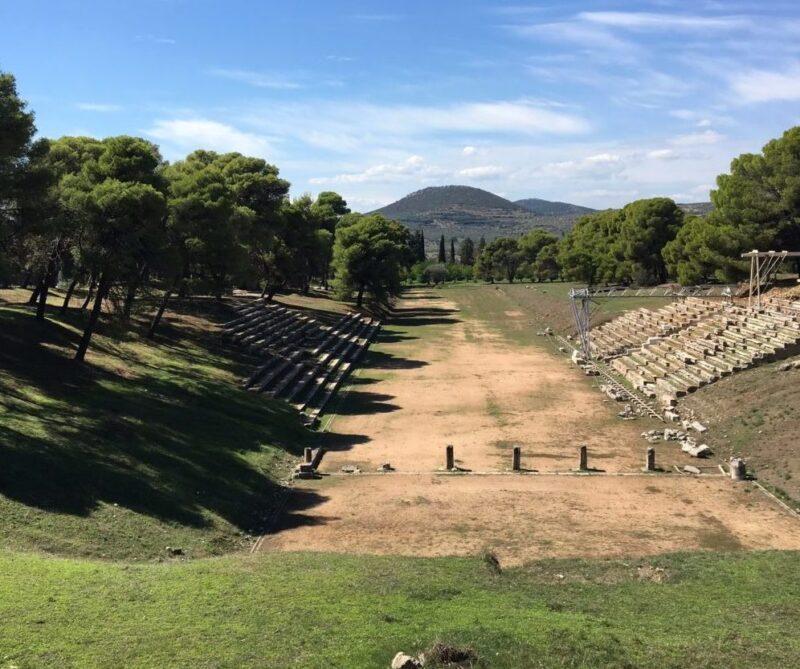 stade théatre dEpidaure