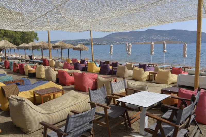 Ammos, restaurant de plage athenes