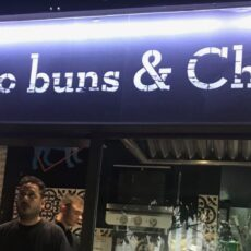 Streetfood athenes : bao buns de Mr Pug's Canteen