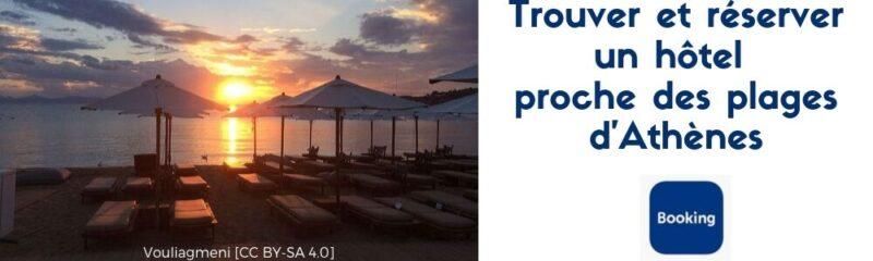 trouver un hotel proche des plages à Athènes