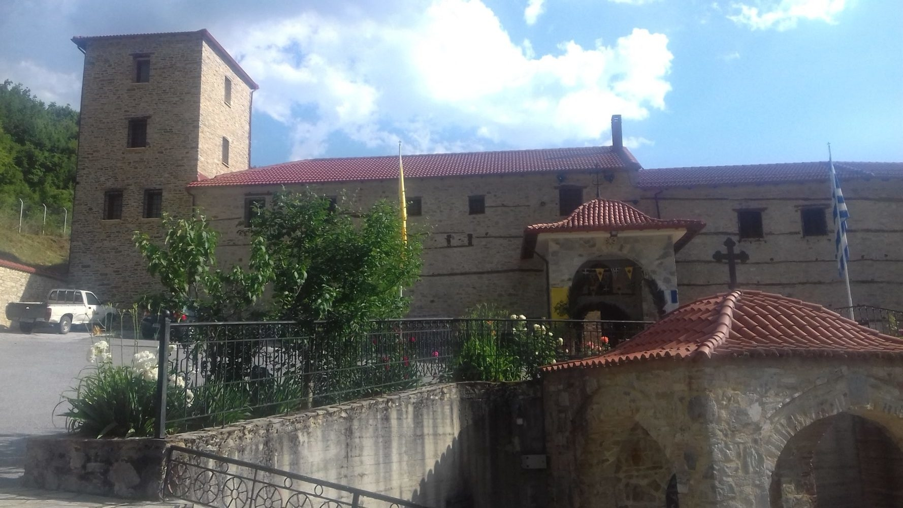Monastère Mont Olympe