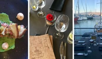 Le restaurant Varoulko à Athènes
