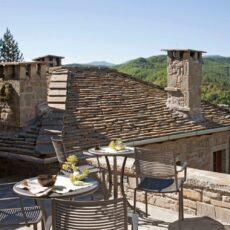 hôtel de charme en Epire, Zagories, Vikos, Papindou, parc national de Pinde