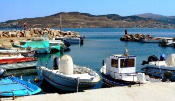 Lesbos, une tradition culinaire entre terre et mer