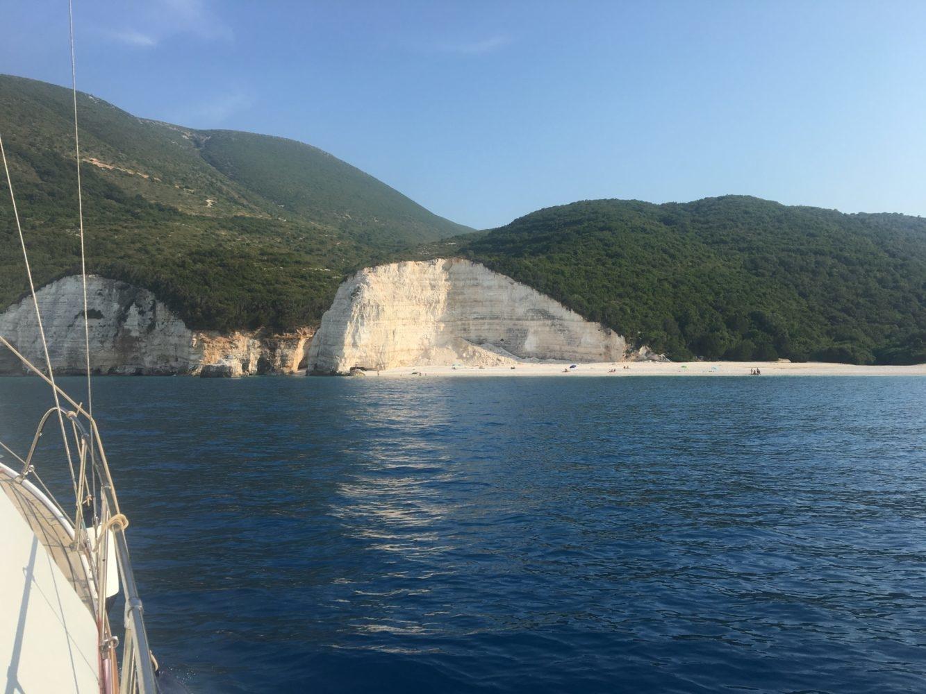 louer un bateau croisiere grece