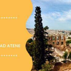 una guida italofona ad Atene