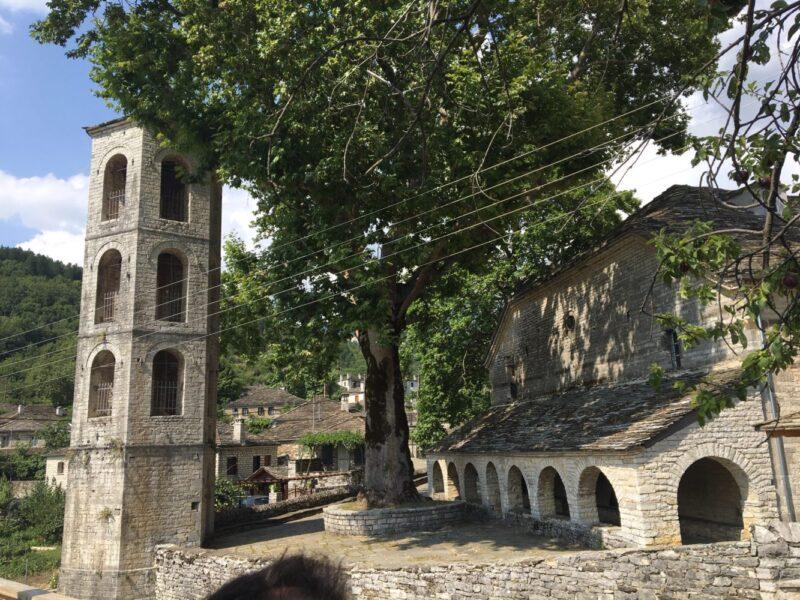 papingo villages de Zagoria epire nord de la Grèce