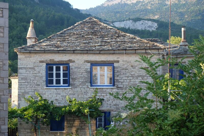 villages zagories papingo epire nord de la grèce