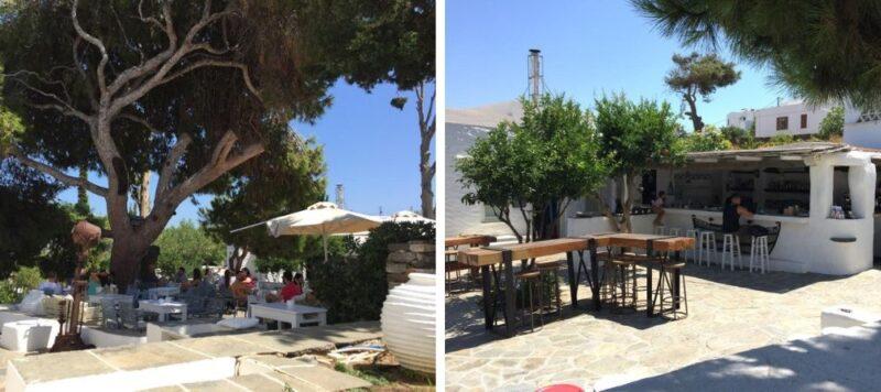 Les meilleurs bars à Sifnos Rabagas