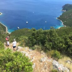 vacances en grèce rando bateau yoga