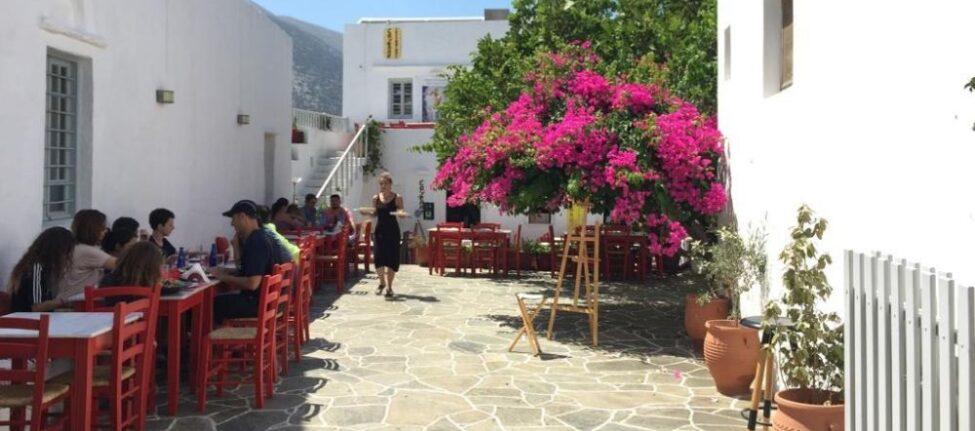 Bonnes adresses sifnos - Top 10 bars et restaurants sifnos