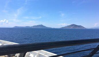 transports à Ithaque : ferry, bateau, vélo, location voiture