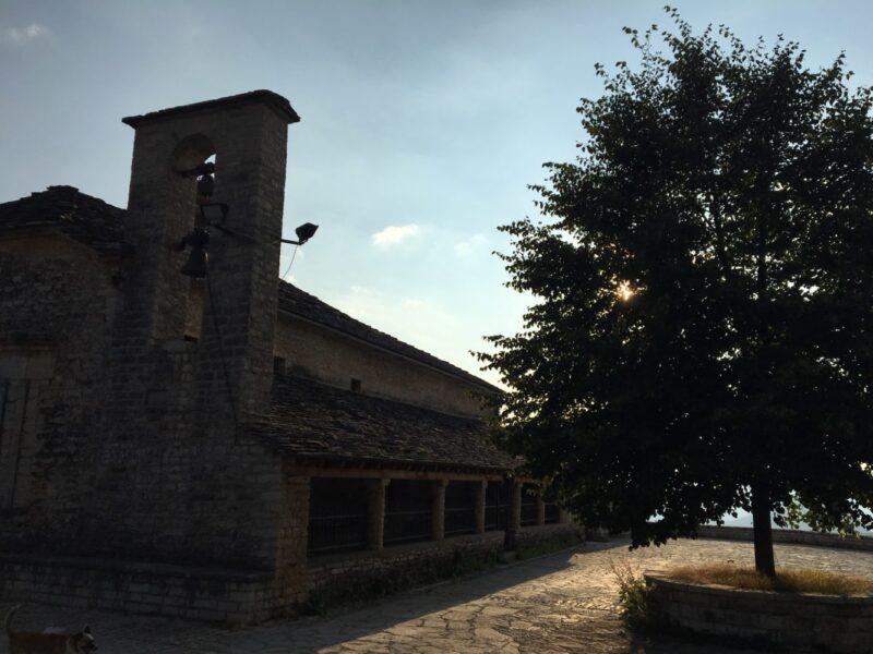 villages zagories vikos epire nord de la grèce