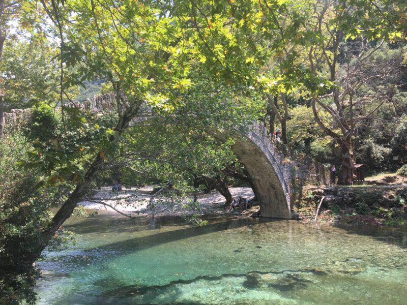 voidomatis riviere zagories epire nord de la grèce