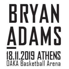 bryan adams athenes novembre 2019