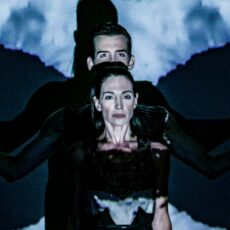 Dance with my own shadow by MANOS HADJIDAKIS NGO opéra athènes